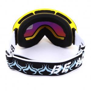 Quality UV400 Protection Men & Women Mirrored Ski Goggles Frameless Interchangeable Lens for sale
