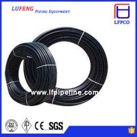 China 40mm Black Plastic Water Pipe Roll, HDPE Pipe 40mm on sale