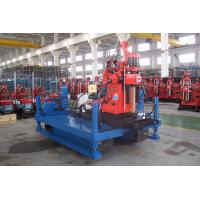 China Exploration Drilling Rig , Crawler Drilling Machine For Engineering Prospecting on sale