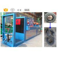 Pyrolysis Scrap Rubber Tires Recycling Machine For Paving Sport Ground Manufactures