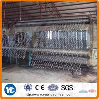 hot-dipped galvanized gabion retaining wall Manufactures