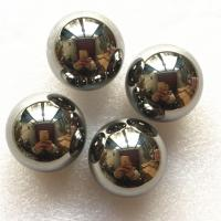 China HRC70 Tungsten Carbide Balls High Hardness Polished 1 Inch For Hole Extrusion on sale