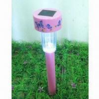 Solar Garden Light, ≥10 Hours Operating Time Manufactures