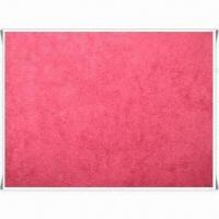 100% Polyester Suede Fabric for Sofa, 58 Inches Manufactures