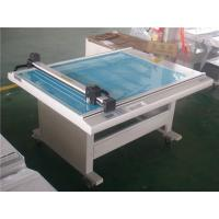 China High Speed Garment Shoe Pattern Cutting Machine Multi - Functional For Cloth Industry on sale