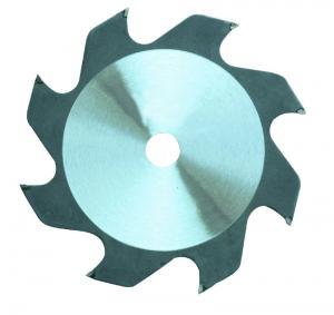 China Straightening Circular TCT Saw Blade / TCTmetal Cutting Blade 110mm - 400mm on sale