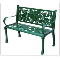 Arabic Artis Cast Iron Table And Chairs / Cast Iron Garden Furniture Manufactures