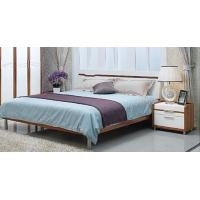 Durable Full Bedroom Furniture Sets , Queen Bedroom Suite Environmentally Material Manufactures