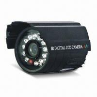 CCTV Camera with 420TVL Horizontal Resolution and 100m Transmission Distance Manufactures