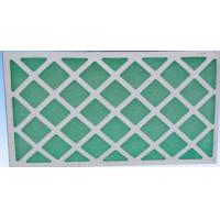 Cheap Primary Air Filtration Flat Panel Fiberglass Filter Pre filter for HVAC Manufactures