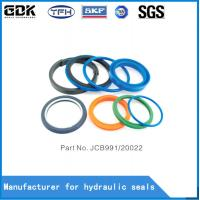 China 991-20022 3cx 3dx JCB Spare Parts , Hydraulic Cylinder Repair Kits NBR PU PTFE on sale