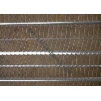 600mm Width  Galvanized Rib Lath Mesh  5mm Tendons High XT0704 Manufactures