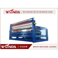 All Steel Automatic Brick Cutting Machine / Brick Cutting Machine 0.7KW Motor Power Manufactures