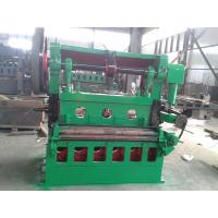 JQ25--25 Expanded Mesh Making Machine / Expanded Metal Lathe Machine For Buildings for sale