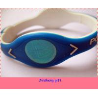 silicone power force bracelet Manufactures