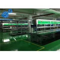 Double Speed Assembly Line Electronics 250-850mm Width Running Smoothly Manufactures