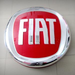 China Custom automotive car brand dealer promotional logo sign on sale