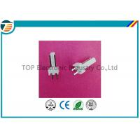 Buy cheap 2.54mm Pitch 2 Pin Through Hole Connector Assembled For Household from wholesalers