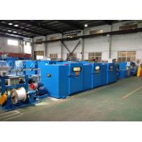 Sky Blue wire twist machine With φ400 × φ25×276 Pay Off Bobbin Manufactures
