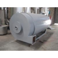 High Temperature Forced Hot Air LPG Gas Furnace Stainless Steel / Carbon Steel Manufactures