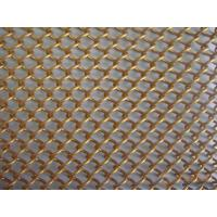 Architectural Stainless Steel Wire Mesh Screen For Metal Curtains And Separations Manufactures