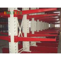 ISO    Heavy Duty Cantilever Storage Racks  Steel Q235 B  1000kgs/Arm  Capacity Manufactures