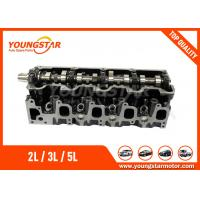 China Complete Cylinder Head For TOYOTA  Hilux  Dyna Hiace 3L 2.8L 11101-54131 909053 on sale