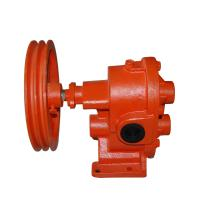 BP stainless steel belt pulley driven gear pump Manufactures