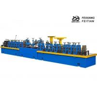 HG50 Carbon Steel Pipe Making Machine FX32 Gear Drive For Cooling Machine Manufactures
