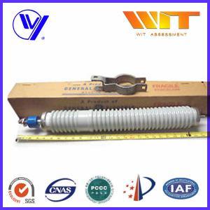 220kV High / Medium Voltage Circuit Zinc Oxide Arrester With Ceramic Housing , IEC60099-4 Manufactures