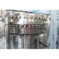Beer Can Plastic Bottle Filling Machine With Electric Capping Machine Manufactures