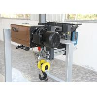 China New design 5 ton electric hoist with CE ISO certificates on sale