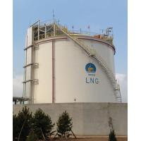 Cryogenic LNG Storage Tanks Single Containment Natural Gas Liquefaction Plant Manufactures
