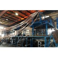 Water Cooling Upward Continuous Casting Machine For Copper Brass Processing Manufactures