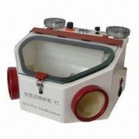 Twin Pen Sandblaster with Advanced Technology Manufactures