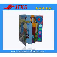 Quality Cardboard Interative Music Books For Children Manufacturer for sale