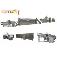 Stable Performance Snack Food Extruder Machine / Puff Stuffing Machine Manufactures