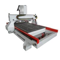 Quality Linear Auto Tool Changer CNC Router with Moving Tool Post for sale