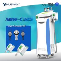 80% clinic used Promotion 5 handles (Crolipolisis+RF+vacuum+cavitation) CoolSculpting fat freeze machine for weight loss Manufactures
