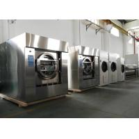 Buy cheap Front Loading Hotel Washer And Dryer , 15kg To 150kg Water Saving Hotel Laundry from wholesalers