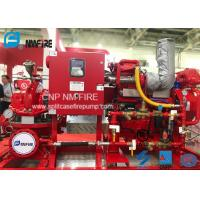 High Precision Diesel Engine Driven Fire Pump 1000 Gpm @ 70m Schools Use Manufactures