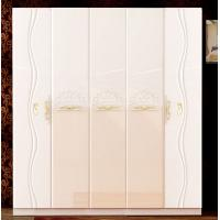 factory wholesale wardrobe,Simple custom closet door wardrobe door piano paint the whole wardrobe door Manufactures