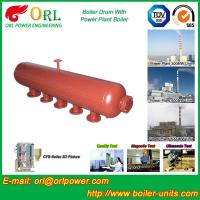 Quality Petrochemical industry solar boiler mud drum ASME certification manufacturer for sale