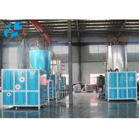 China Practical Plastic Resin Dryers , 100 Kw Desiccant Dryer For Plastic Resin on sale