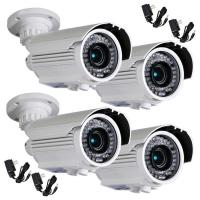 Weatherproof Night Vision Surveillance Camera 12VDC For Kindergarten Manufactures