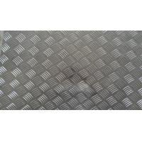 Professional 1100 Thin Aluminium Checker Plate By Continuous Casting Manufactures