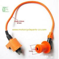 KYMCO GY650 Ignition coil  Scooter Spare Parts / High voltage wire Silicone Orange Manufactures