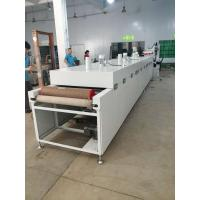 China Durable Conveyor Dryer Machine Large Infrared Vacuum Dryer With Conveyor Belt on sale