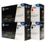 HP C9732A Yellow Toner Cartridge for Colour LaserJet 5500/5550 Manufactures