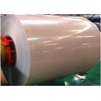 China 3003 1050 1100 1060 Color Coated Aluminum Coil For Interior Decoration on sale